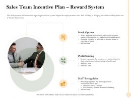 Sales Team Incentive Plan Reward System Firms Achieved Ppt Powerpoint Presentation Show Ideas