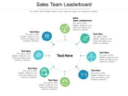 Sales Team Leaderboard Ppt Powerpoint Presentation Layouts Display Cpb
