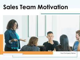 Sales Team Motivation Analyze Individual Knowledge Implement Recognition Productivity