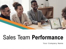 Sales Team Performance Achievement Management Strength Organization Experience