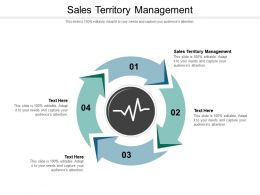 Sales Territory Management Ppt Powerpoint Presentation Summary Deck Cpb