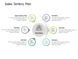 Sales Territory Plan Ppt Powerpoint Presentation Model Portfolio Cpb