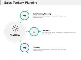Sales Territory Planning Ppt Powerpoint Presentation Inspiration Design Inspiration Cpb