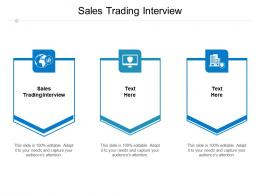 Sales Trading Interview Ppt Powerpoint Presentation Inspiration File Formats Cpb