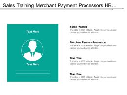 Sales Training Merchant Payment Processors Hr Services Sales Funnel Cpb
