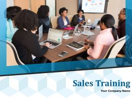 Sales Training Powerpoint Presentation Slides