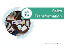 Sales Transformation Business Technology Process Maximization Technologies