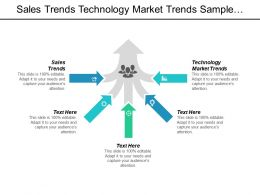 Sales Trends Technology Market Trends Sample Board Report Cpb