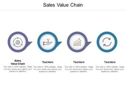 Sales Value Chain Ppt Powerpoint Presentation Infographic Template Themes Cpb