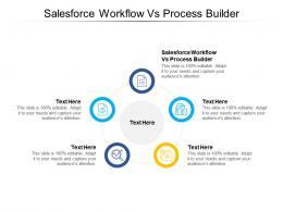 Salesforce Workflow Vs Process Builder Ppt Powerpoint Presentation Show Background Image Cpb
