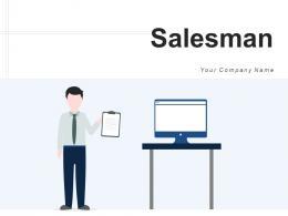 Salesman Business Revenue Consumer Product Customers