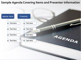 sample_agenda_covering_items_and_presenter_information_Slide01
