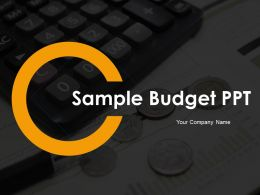 Sample Budget Ppt Powerpoint Presentation Slides