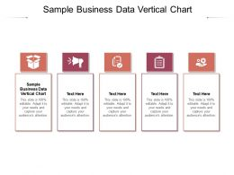 Sample Business Data Vertical Chart Ppt Powerpoint Presentation Gallery Background Cpb
