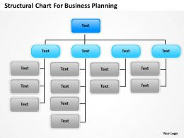 sample_business_powerpoint_presentation_structural_chart_for_planning_slides_Slide01