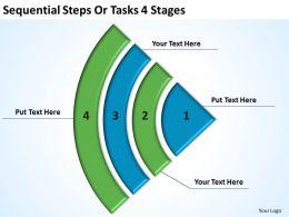 sample_business_process_diagram_or_tasks_4_stages_powerpoint_templates_ppt_backgrounds_for_slides_Slide01