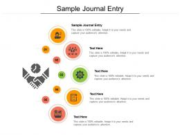 Sample Journal Entry Ppt Powerpoint Presentation Professional Graphic Images Cpb
