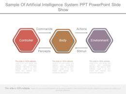 Sample Of Artificial Intelligence System Ppt Powerpoint Slide Show
