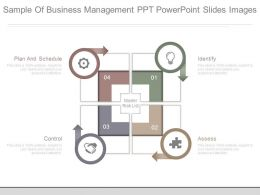 Sample Of Business Management Ppt Powerpoint Slides Images