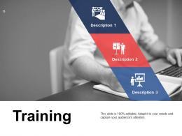 Sample Powerpoint Career Portfolio PowerPoint Presentation Slides