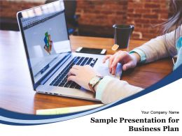 Sample Presentation For Business Plan Powerpoint Presentation Slides