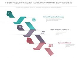 Sample Projective Research Techniques Powerpoint Slides Templates