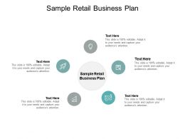 Sample Retail Business Plan Ppt Powerpoint Presentation Summary Tips Cpb