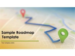 Sample Roadmap Ppt Powerpoint Presentation Slides