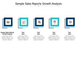 Sample Sales Reports Growth Analysis Ppt Powerpoint Presentation Styles Styles Cpb