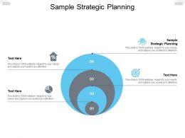 Sample Strategic Planning Ppt Powerpoint Presentation Portfolio Pictures Cpb
