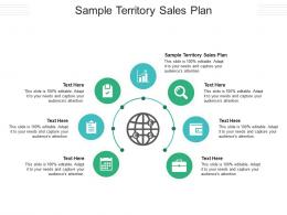 Sample Territory Sales Plan Ppt Powerpoint Presentation Infographics Infographic Template Cpb