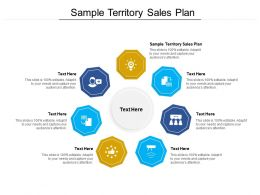 Sample Territory Sales Plan Ppt Powerpoint Presentation Slides Graphic Tips Cpb