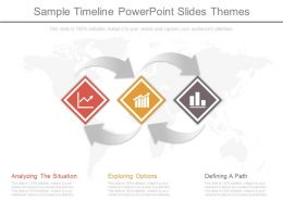 Sample Timeline Powerpoint Slides Themes