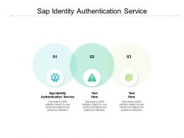 Sap Identity Authentication Service Ppt Powerpoint Presentation Show Grid Cpb