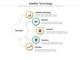 Satellite Technology Ppt Powerpoint Presentation Slides Outfit Cpb