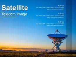 Satellite Telecom Image