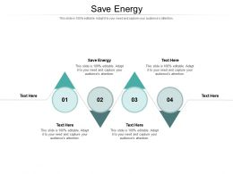 Save Energy Ppt Powerpoint Presentation Outline File Formats Cpb