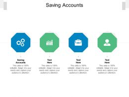 Saving Accounts Ppt Powerpoint Presentation Model Portrait Cpb