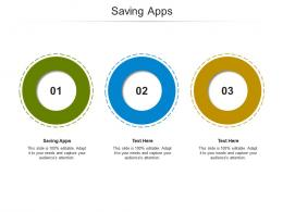 Saving Apps Ppt Powerpoint Presentation Show Backgrounds Cpb