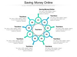 Saving Money Online Ppt Powerpoint Presentation Inspiration Background Cpb
