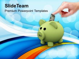 Savings For Retirement Future Powerpoint Templates Ppt Themes And Graphics