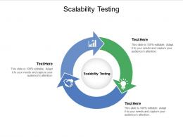 Scalability Testing Ppt Powerpoint Presentation Summary Display Cpb