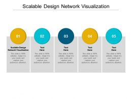 Scalable Design Network Visualization Ppt Powerpoint Presentation Layouts Cpb