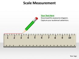 Scale Measurement