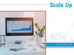 Scale Up Employee Growth Chart Enterprise Arrow Strategy Process Investors Business