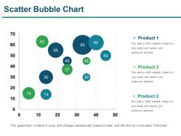 Scatter Bubble Chart Presentation Ideas