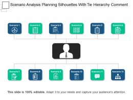scenario_analysis_planning_silhouettes_with_tie_hierarchy_comment_Slide01