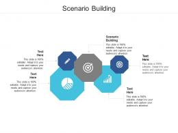 Scenario Building Ppt Powerpoint Presentation Styles Ideas Cpb