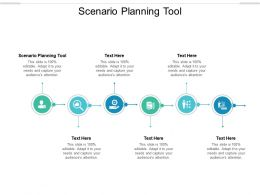 Scenario Planning Tool Ppt Powerpoint Presentation Infographic Template File Formats Cpb