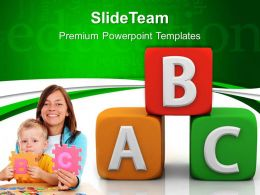School Powerpoint Templates Abc Blocks01 Education Business Ppt Themes